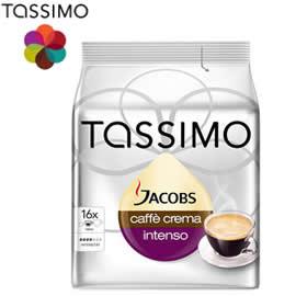 Tassimo Jacobs Caffe Crema Intenso