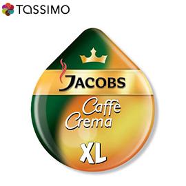 Tassimo Jacobs Caffè Crema XL