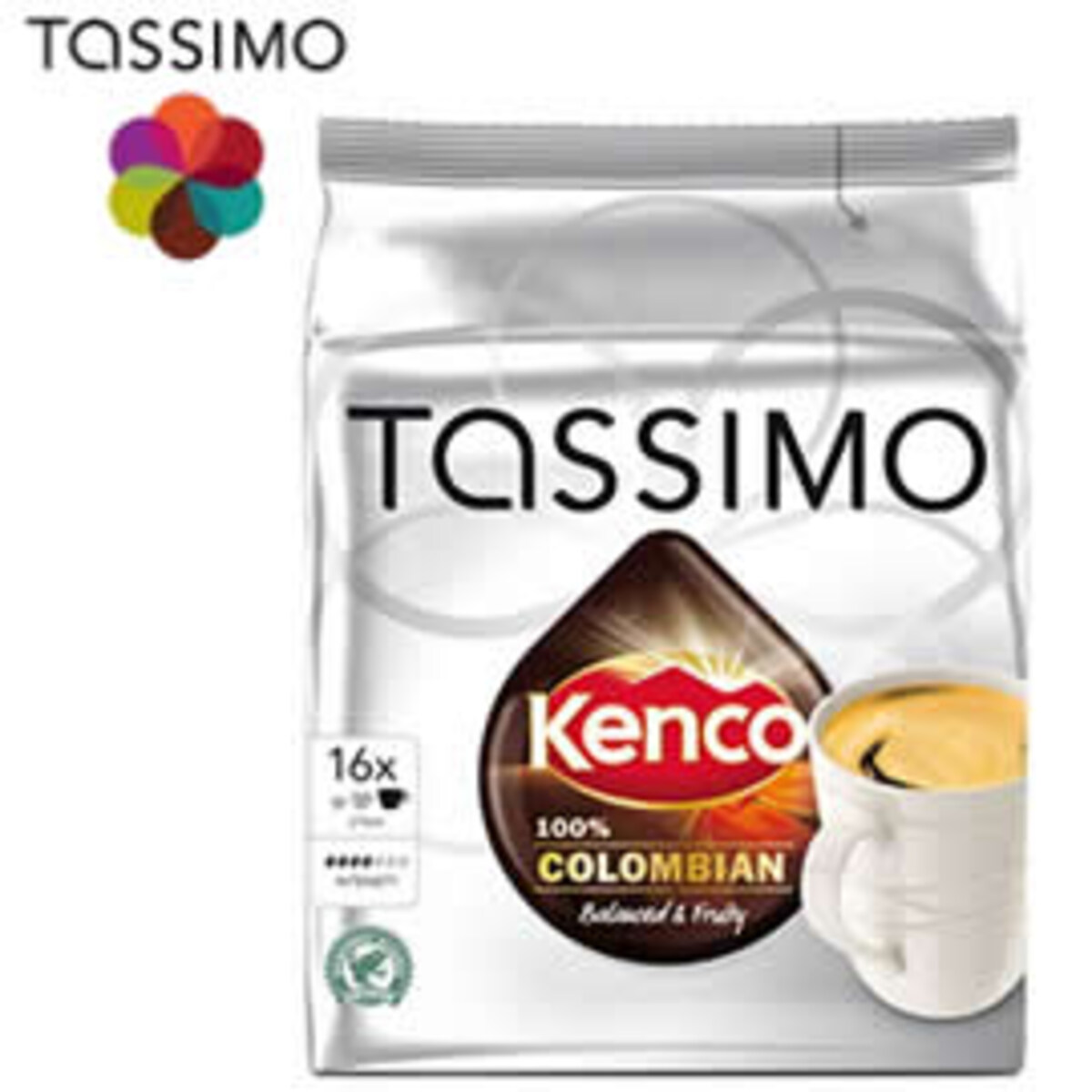 Tassimo Kenco Pure Colombian