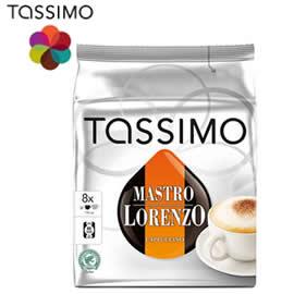 Tassimo Mastro Lorenzo Cappuccino