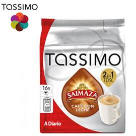 Tassimo Saimaza Cafe Con Leche