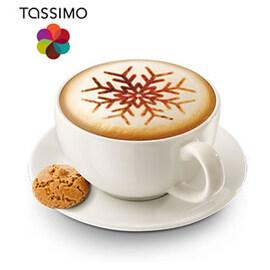 Tassimo Limited Edition Cappuccino Amaretti