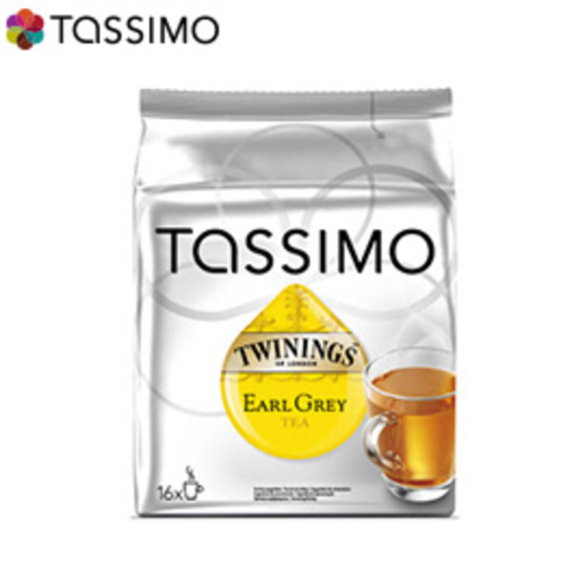 Tassimo Twinings Earl Grey Tea