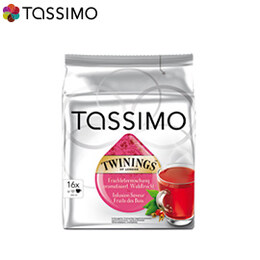 Tassimo Twinings Fruits of the Forest Tea