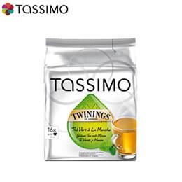 Tassimo Twinings Green Tea & Mint