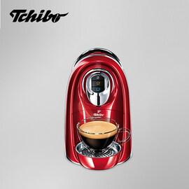 Tchibo Cafissimo Compact - червена