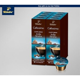 Tchibo Caffè Crema India Sirisha-80бр капсули