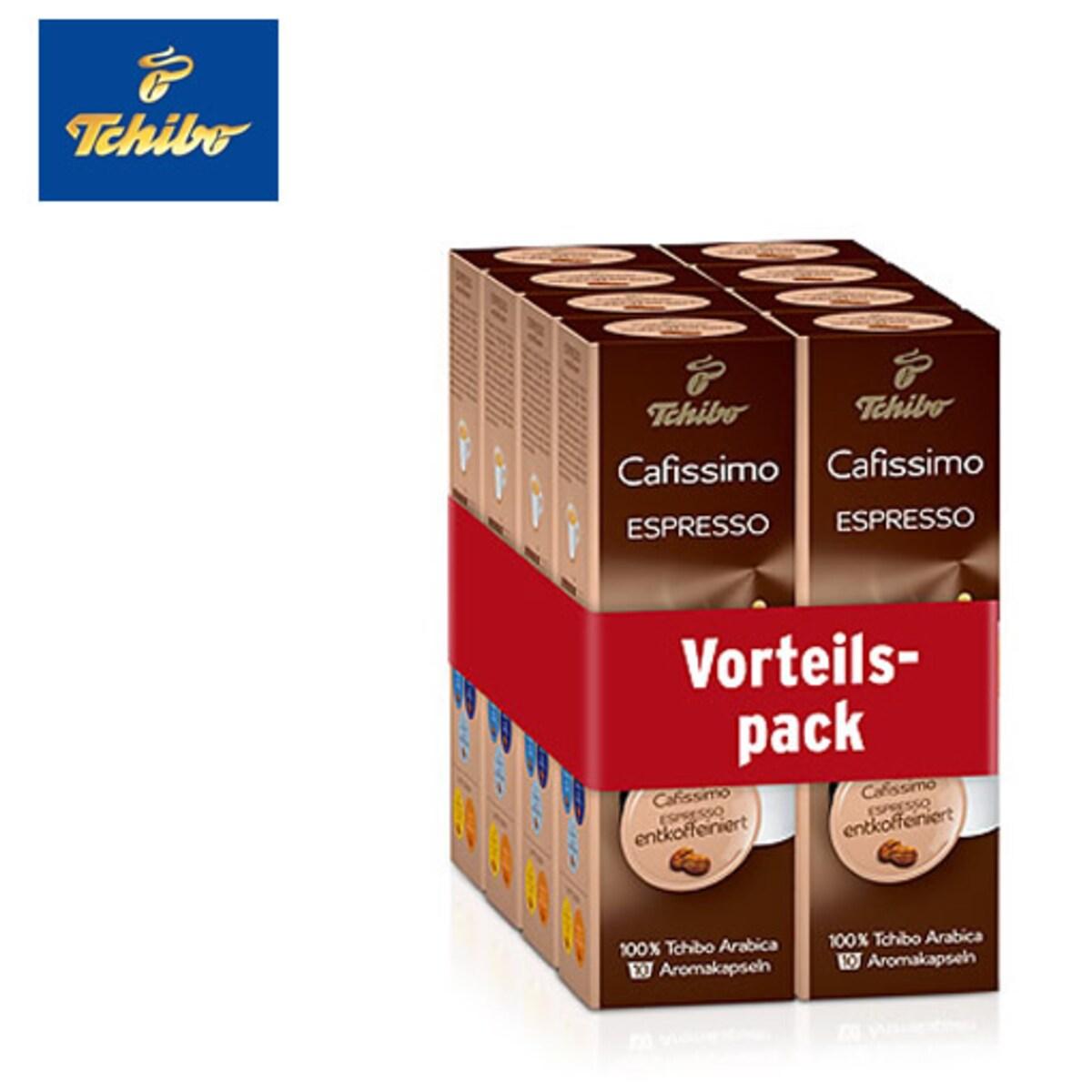 Tchibo Espresso Decaf - 80бр капсули