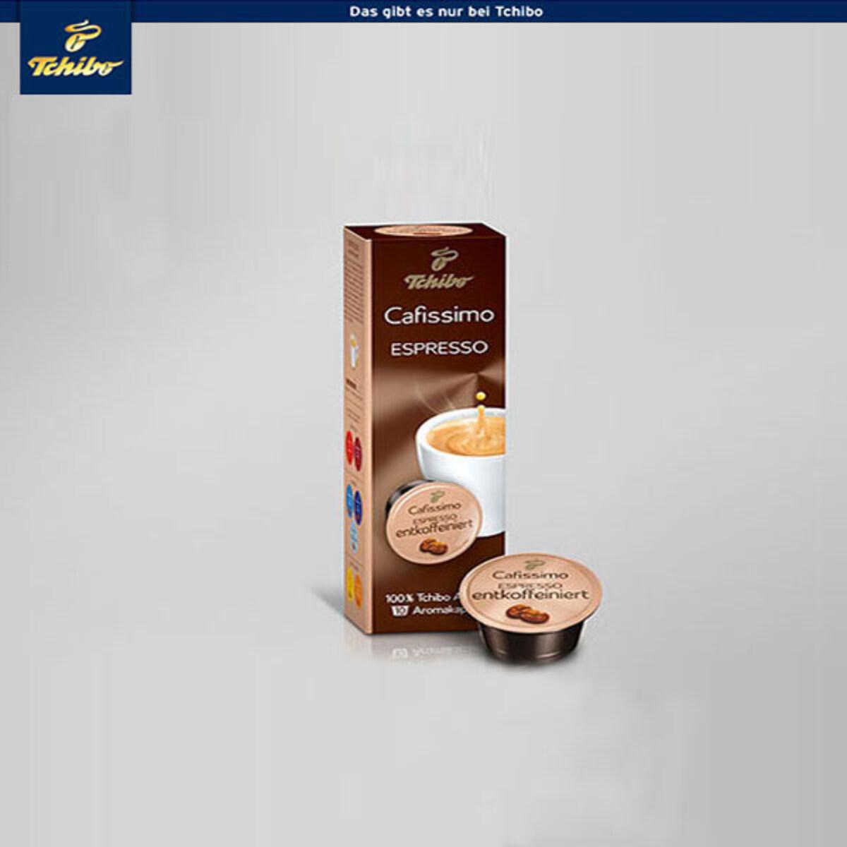 Tchibo Espresso Decaf