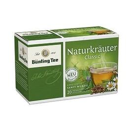 Билков микс класик Bünting Tee 20бр чай на сашета