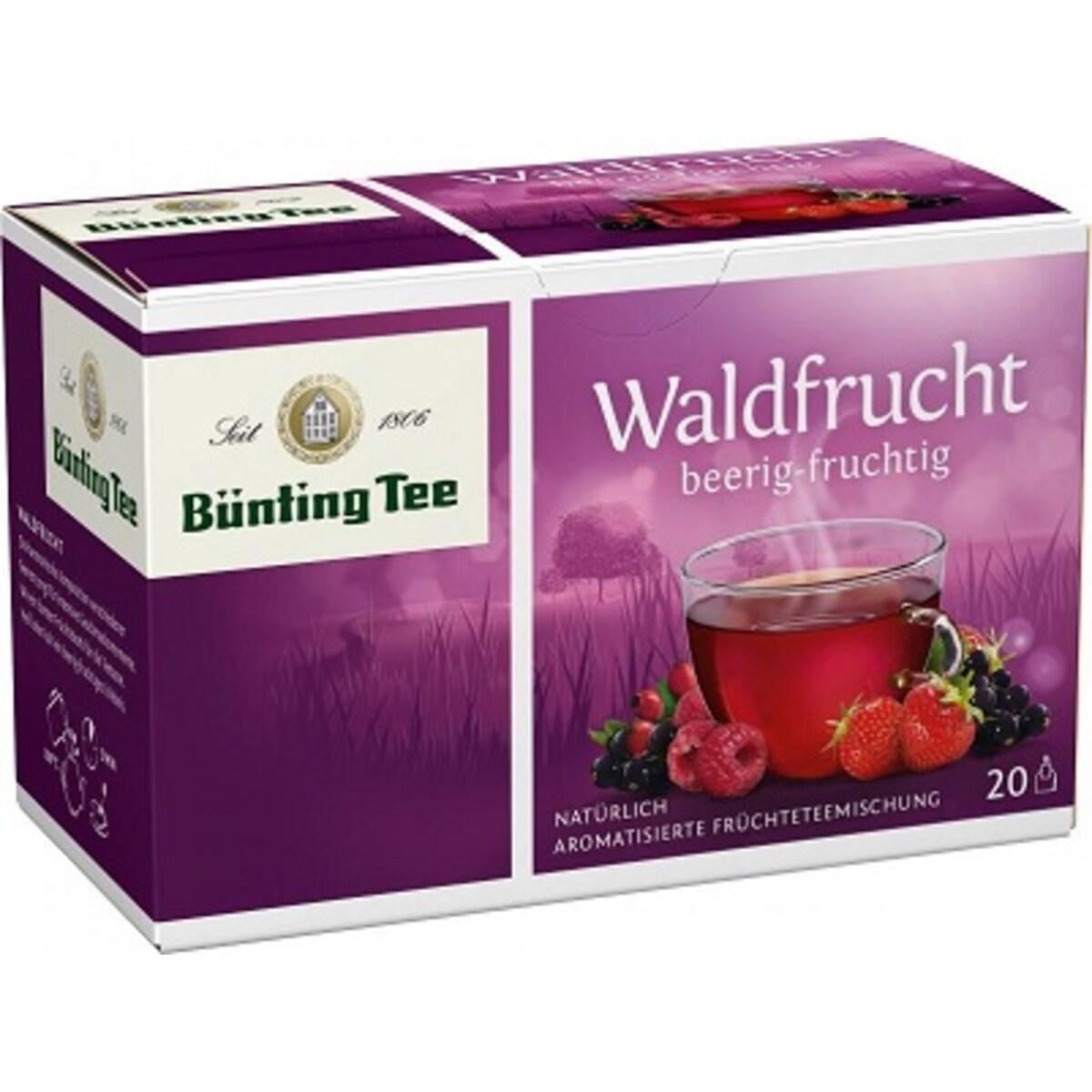 Чай Bünting Tee Горски плодове