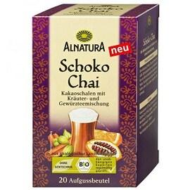 Alnatura Schoko Chai био чай на сашета