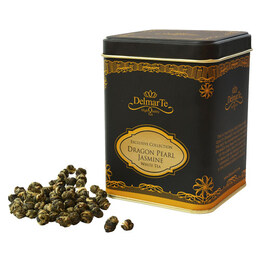 DelmarTe Exclusive - Жасмин драконови перли, насипен чай