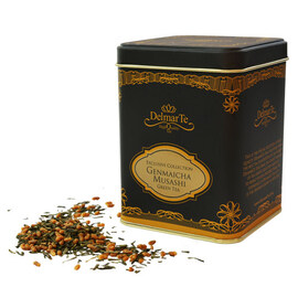 DelmarTe Exclusive - Генмайча Мусаши, насипен чай