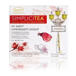 Ronnefeldt Simplicitea Pomegranate Delight Чай капсули за Nespresso