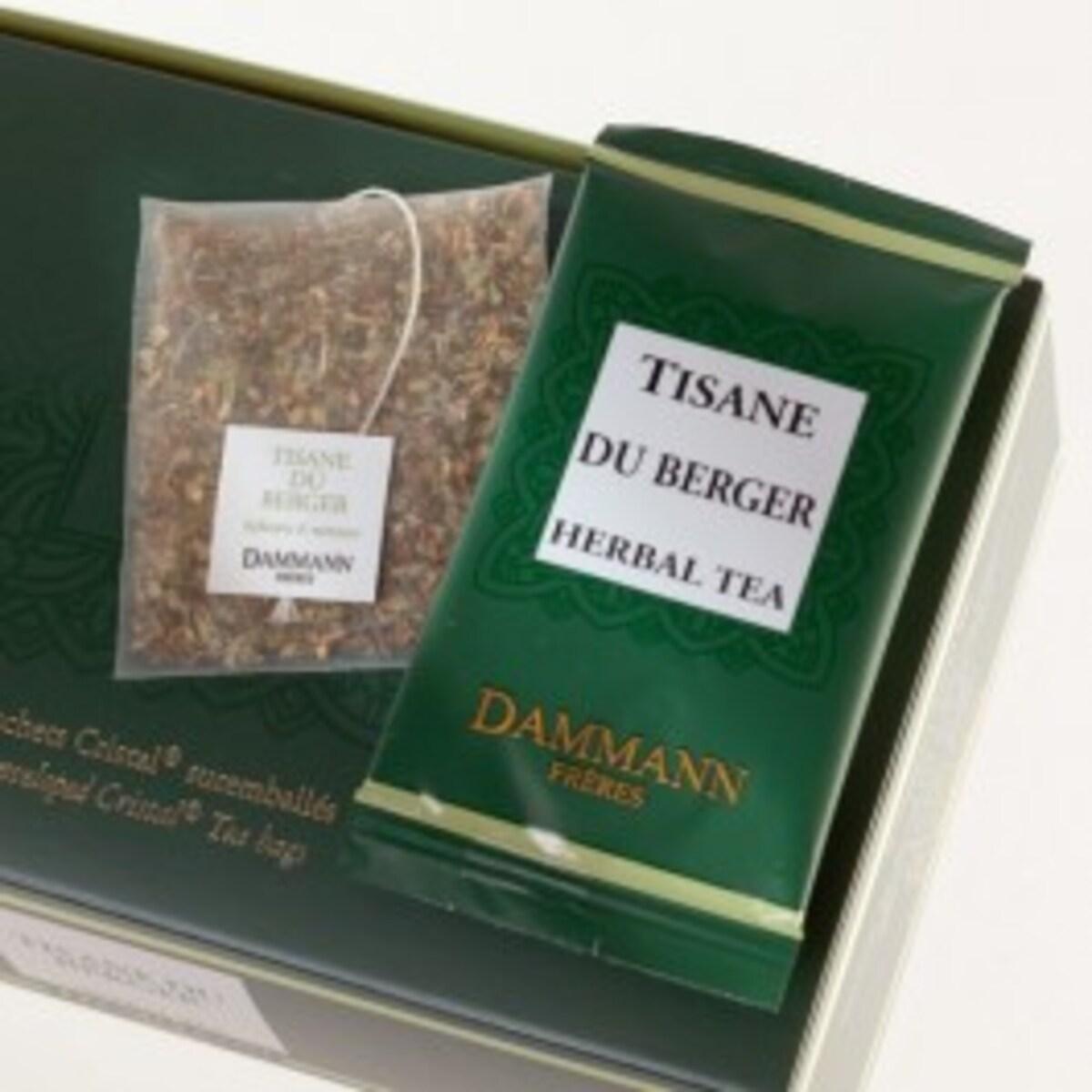Билков чай Dammann Върбинка - 24 бр сашета в кутия