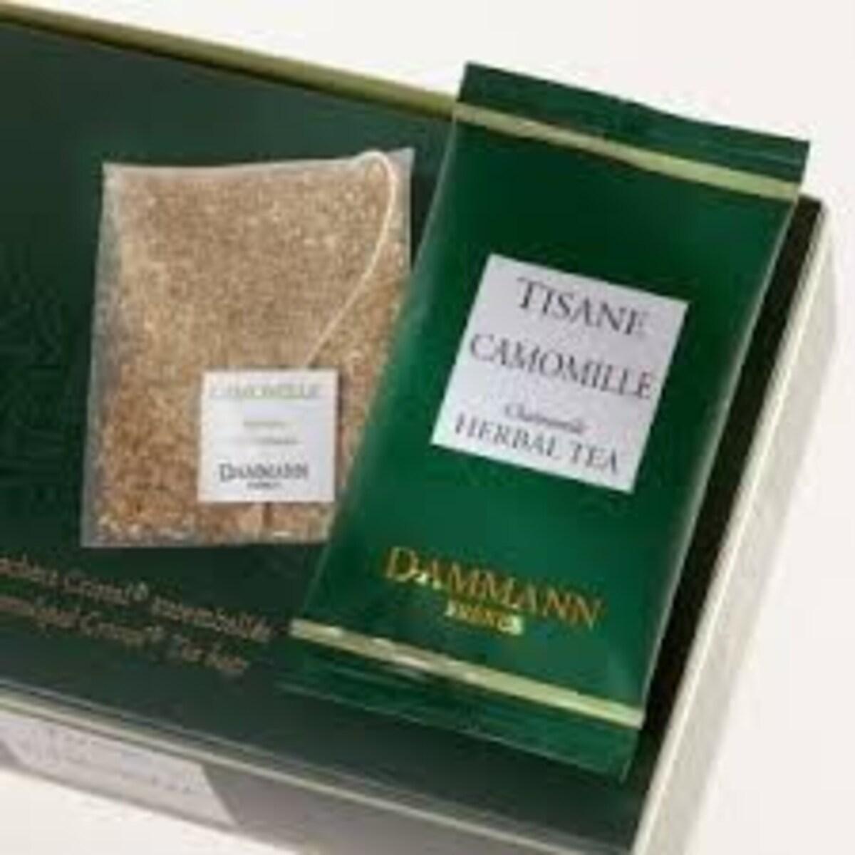 Билков чай Dammann Лайка - 24 бр сашета в кутия
