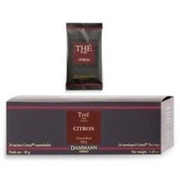 Чай Dammann Citron - 24 бр. сашета в кутия