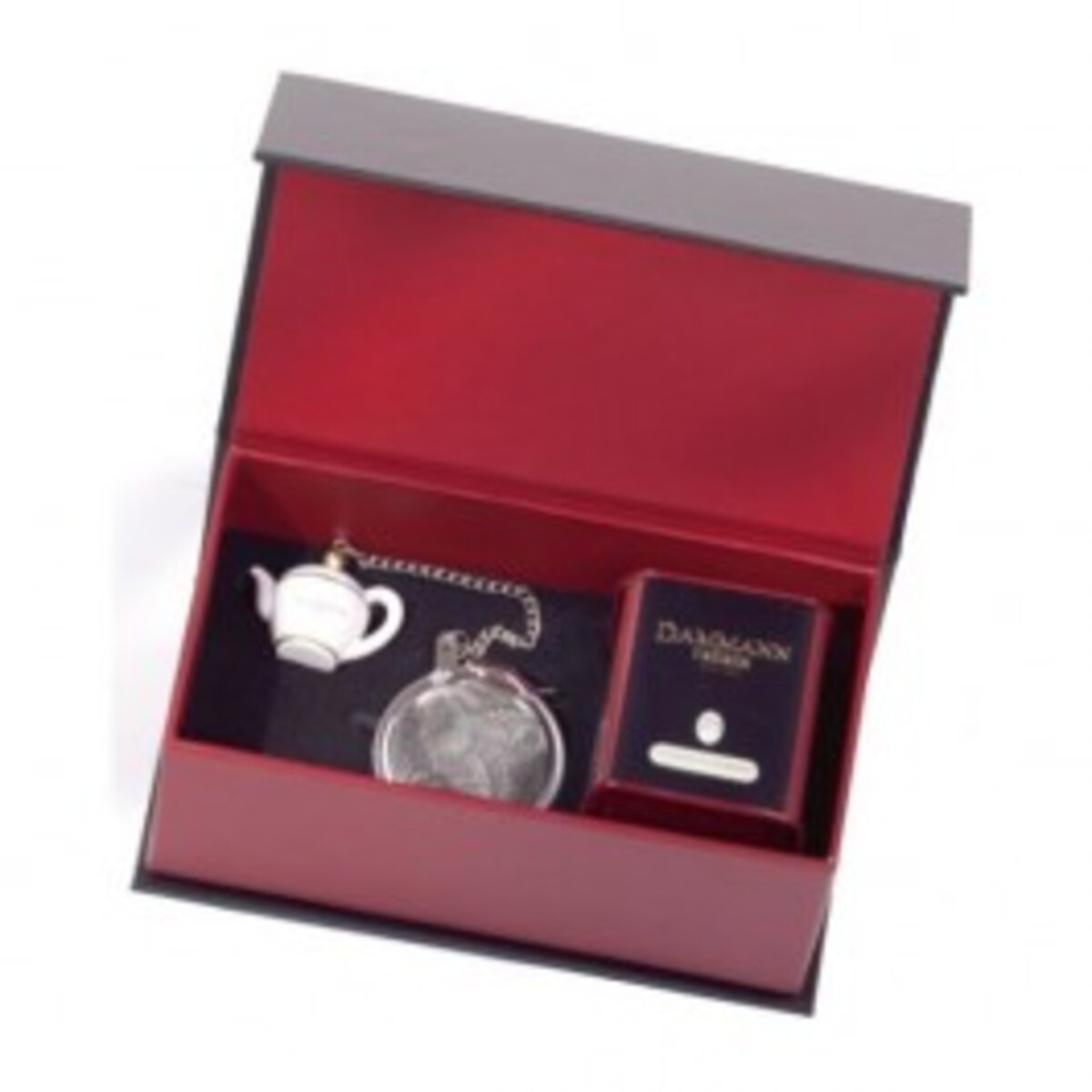"""Кутия за чай """" Escspede """" - 30гр. чай с филтър за чай"""