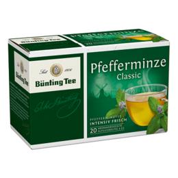 Чай Bünting Tee Мента класик