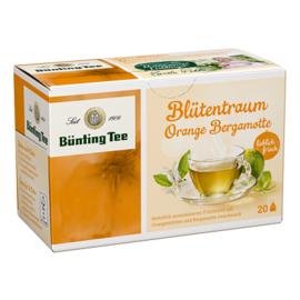 Bünting Tee чай портокал и бергамот 20бр сашета
