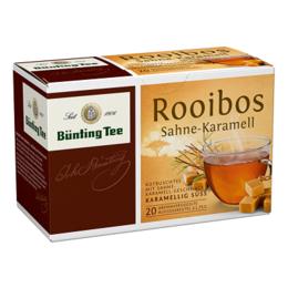 Ройбос карамел Bünting Tee 20бр чай на сашета
