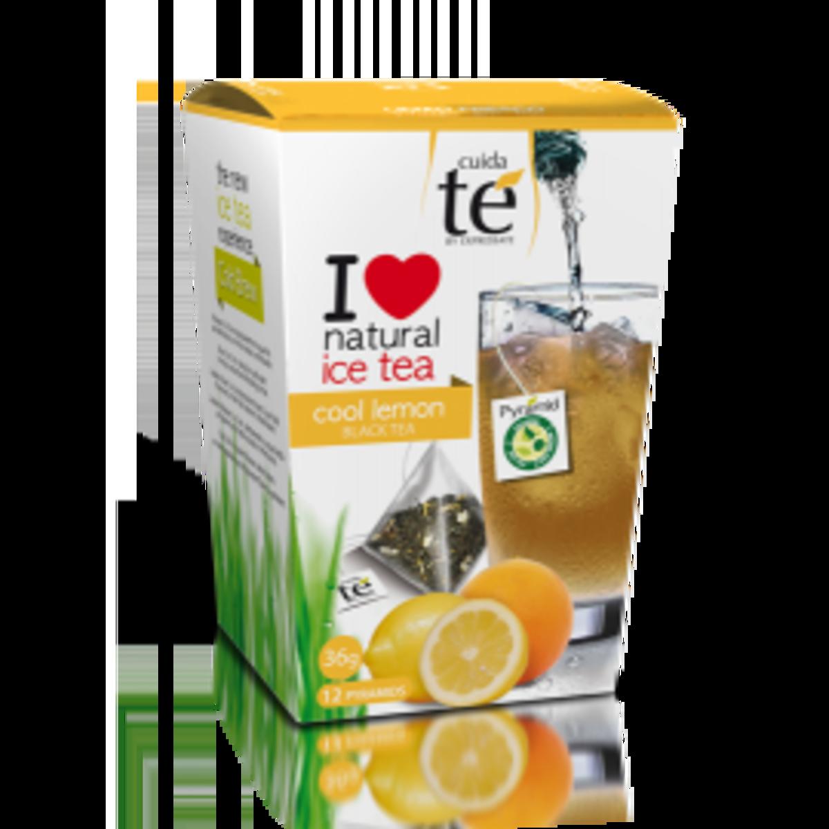 Cuida Te Ice Tea - свеж лимон