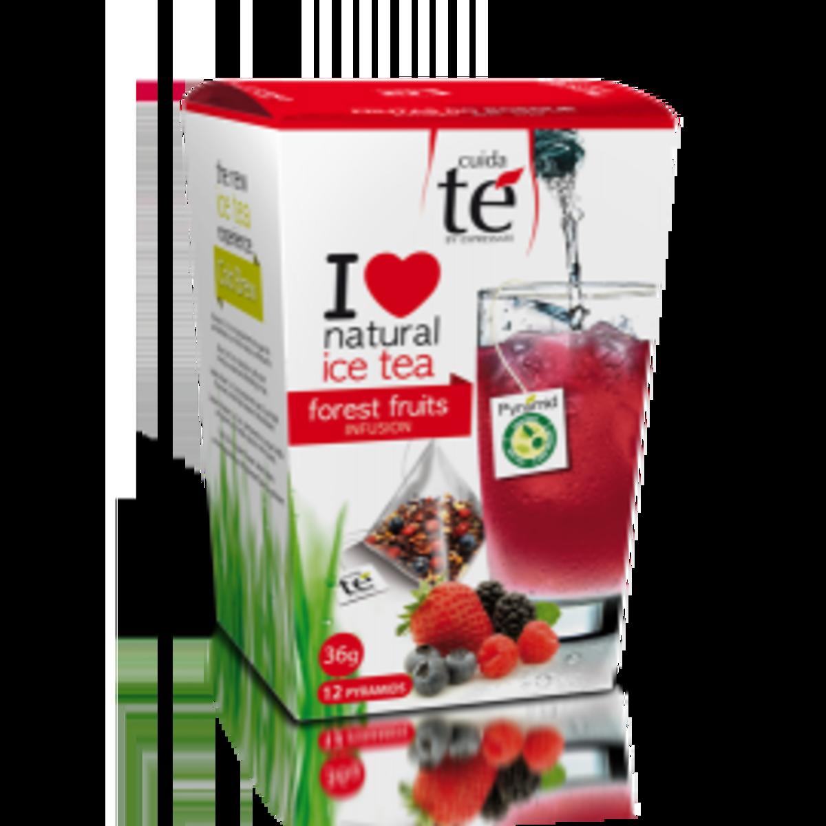 Cuida Te Ice Tea - горски плодове