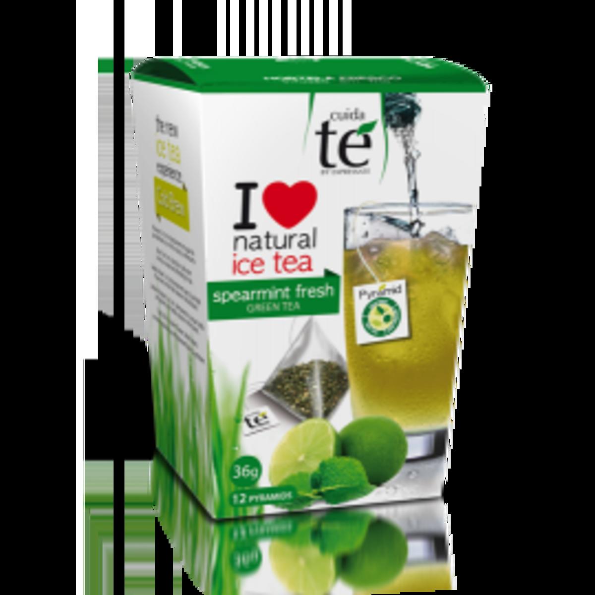 Cuida Te Ice Tea - свежа мента