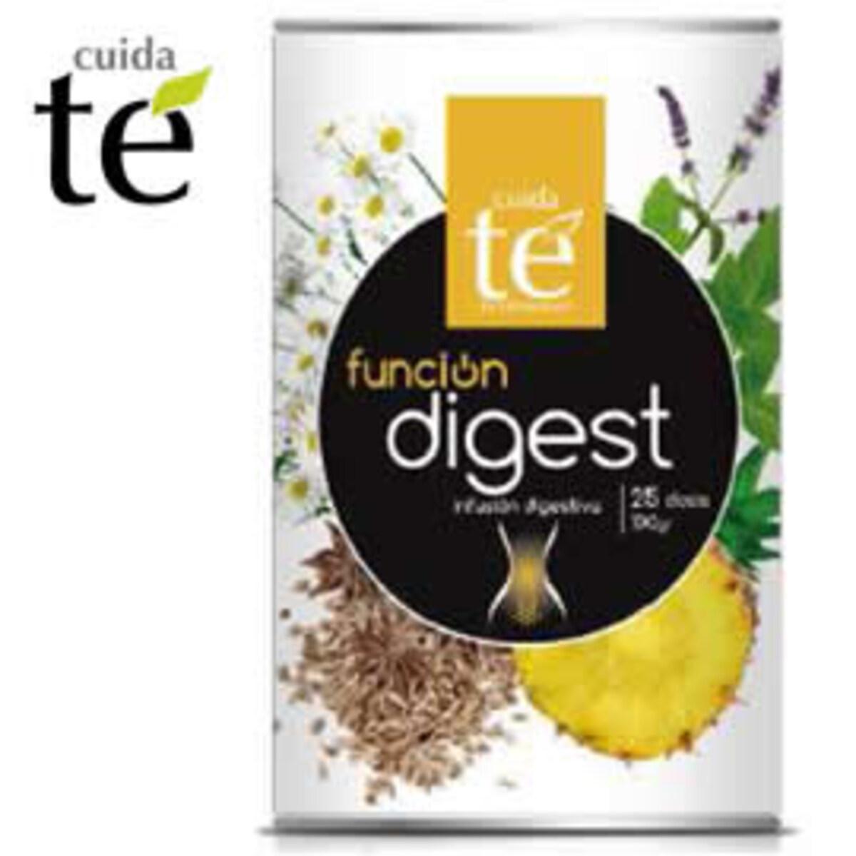 Cuida Te Digest - насипен ройбос чай за лесно храносмилане