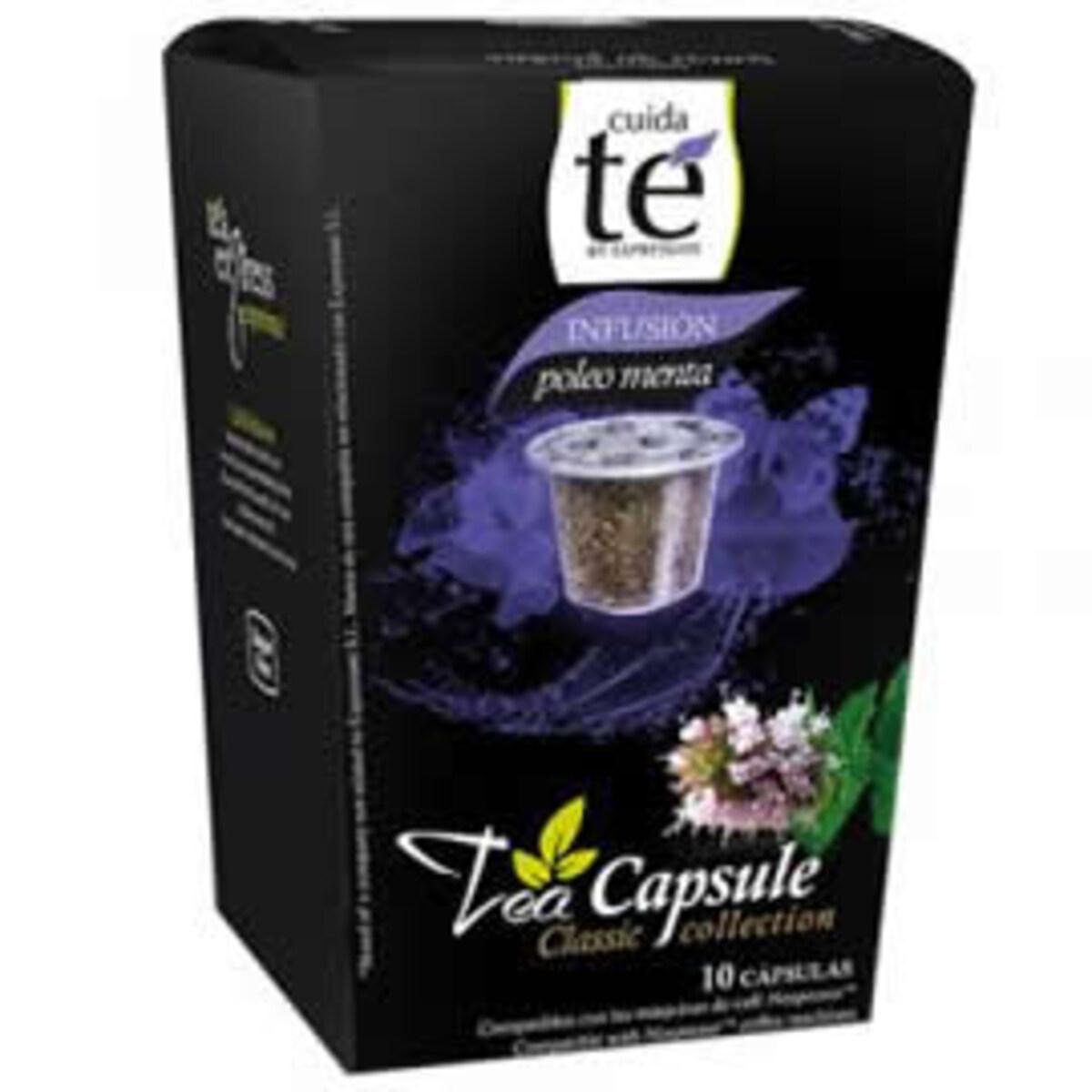 Cuida Te Pennyroyal Mint - бласкун - Неспресо съвместима капсула чай