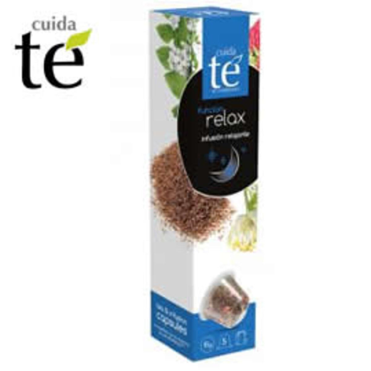 Cuida Te Relax - Неспресо съвместима капсула релаксиращ чай