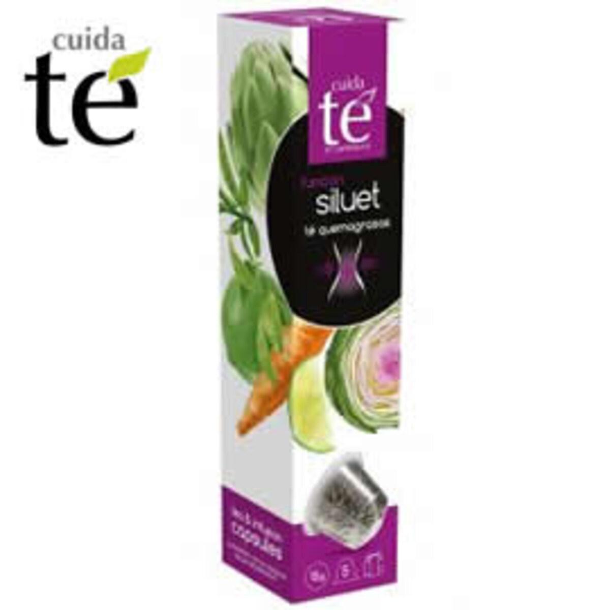 Cuida Te Siluet - Неспресо съвместима капсула чай за изгаряне на мазнини