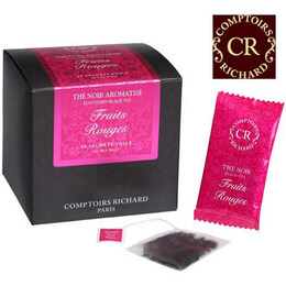 Comptoirs Richard Fruits Rouges  - 40бр сашета черен чай Горски плодове