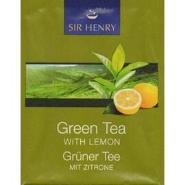 Sir Henry - Зелен чай с лимон