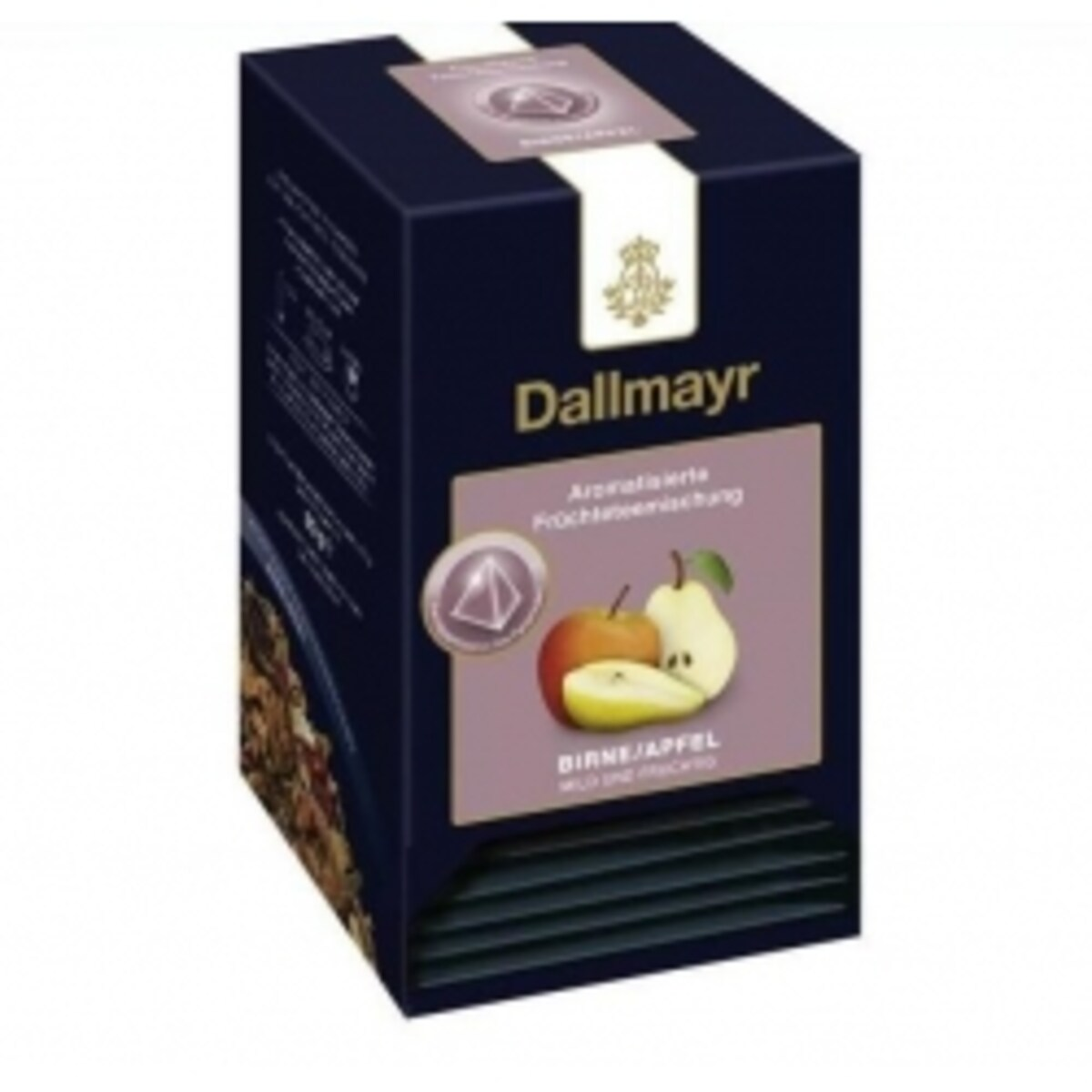 Плодов Чай Круша и Ябълка Dallmayr , 20 сашета