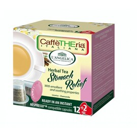 L'angelicа - Чай за успокояване на стомаха, капсули за Nespresso кафе машина