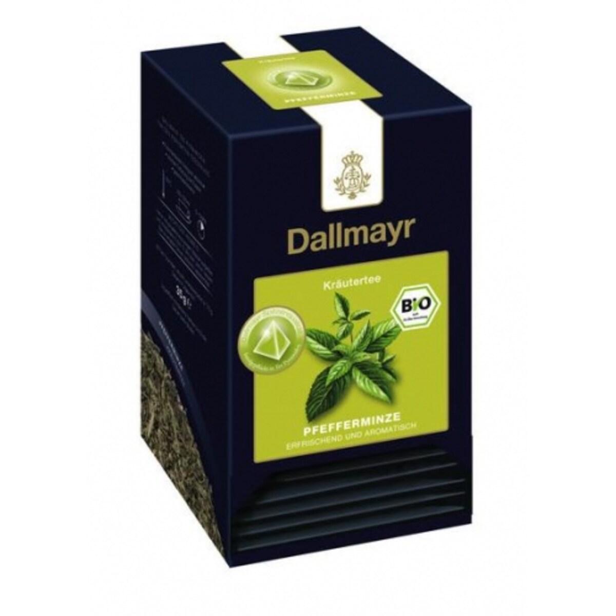 Мента Dallmayr, 20 сашета