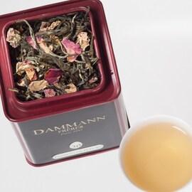 """Подаръчна кутия """"Charleston"""" с 3 вкуса чай Dammann"""