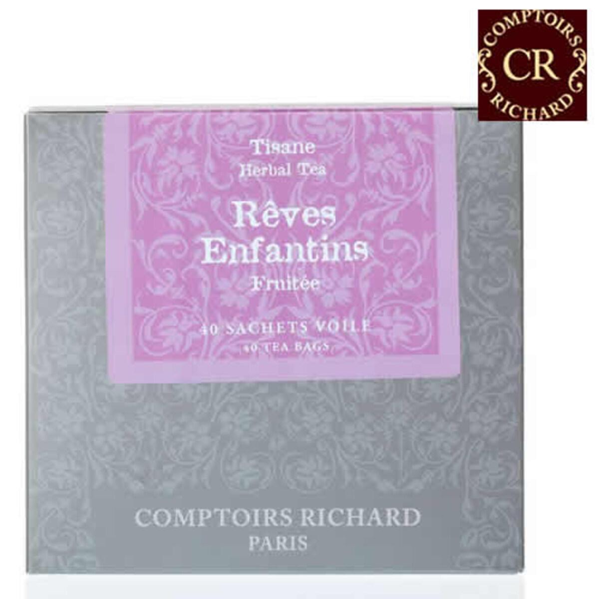 Comptoirs Richard - 40бр сашета билков чай Детски мечти