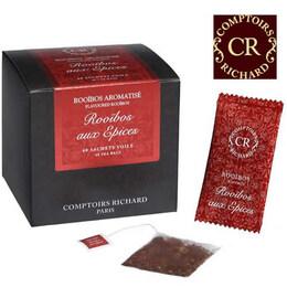 Comptoirs Richard Rooïbos aux Epices - 40бр сашета ройбос чай