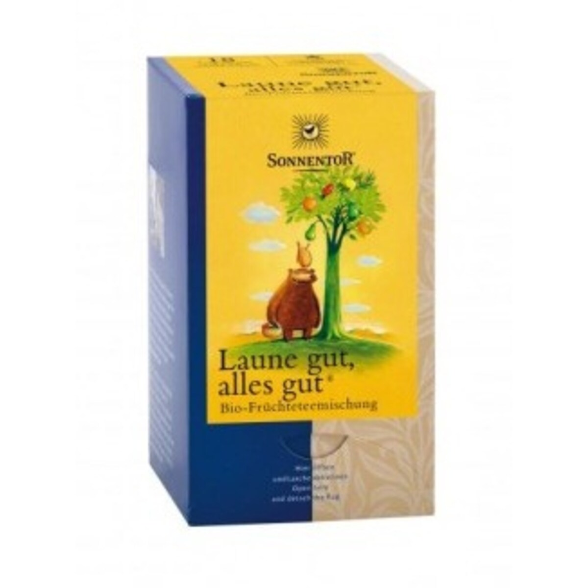 Sonnentor - Био билков чай за добро настроение