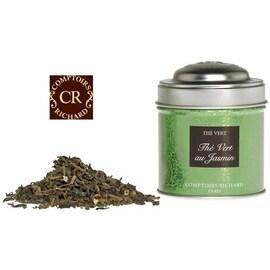 Comptoirs Richard Thé Vert au Jasmin - насипен зелен чай с жасмин